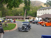 Hot Rods Car Classic San Luis Obispo Ca. * Gatherings and meetings San Luis Obispo Hotels Lodging