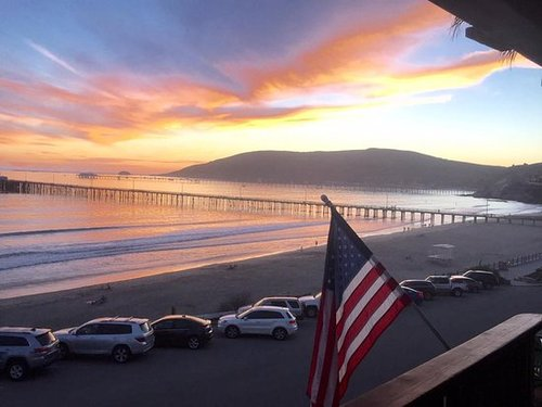 Avila Beach Sunset