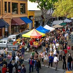 Farmers Market Every Thursday  down town SLO