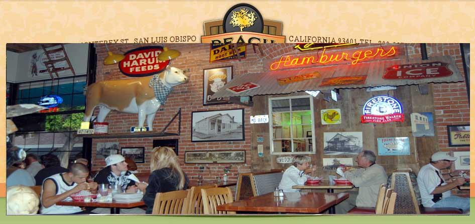 Peach Tree Inn San Luis Obispo Hotel
