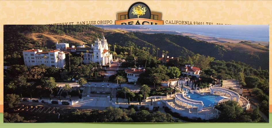 Bus Tour San Francisco To Hearst Castle